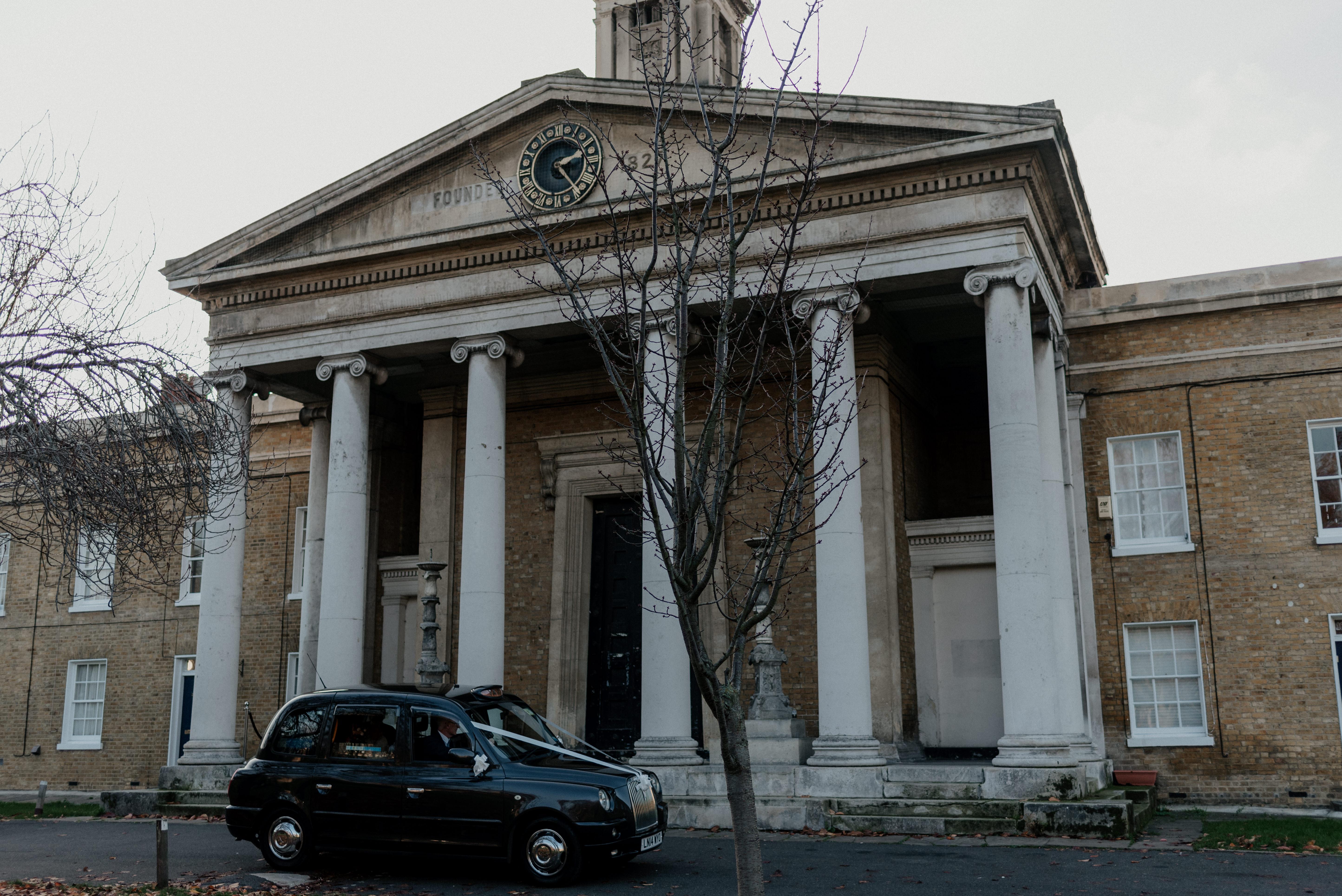 The Asylum chapel london