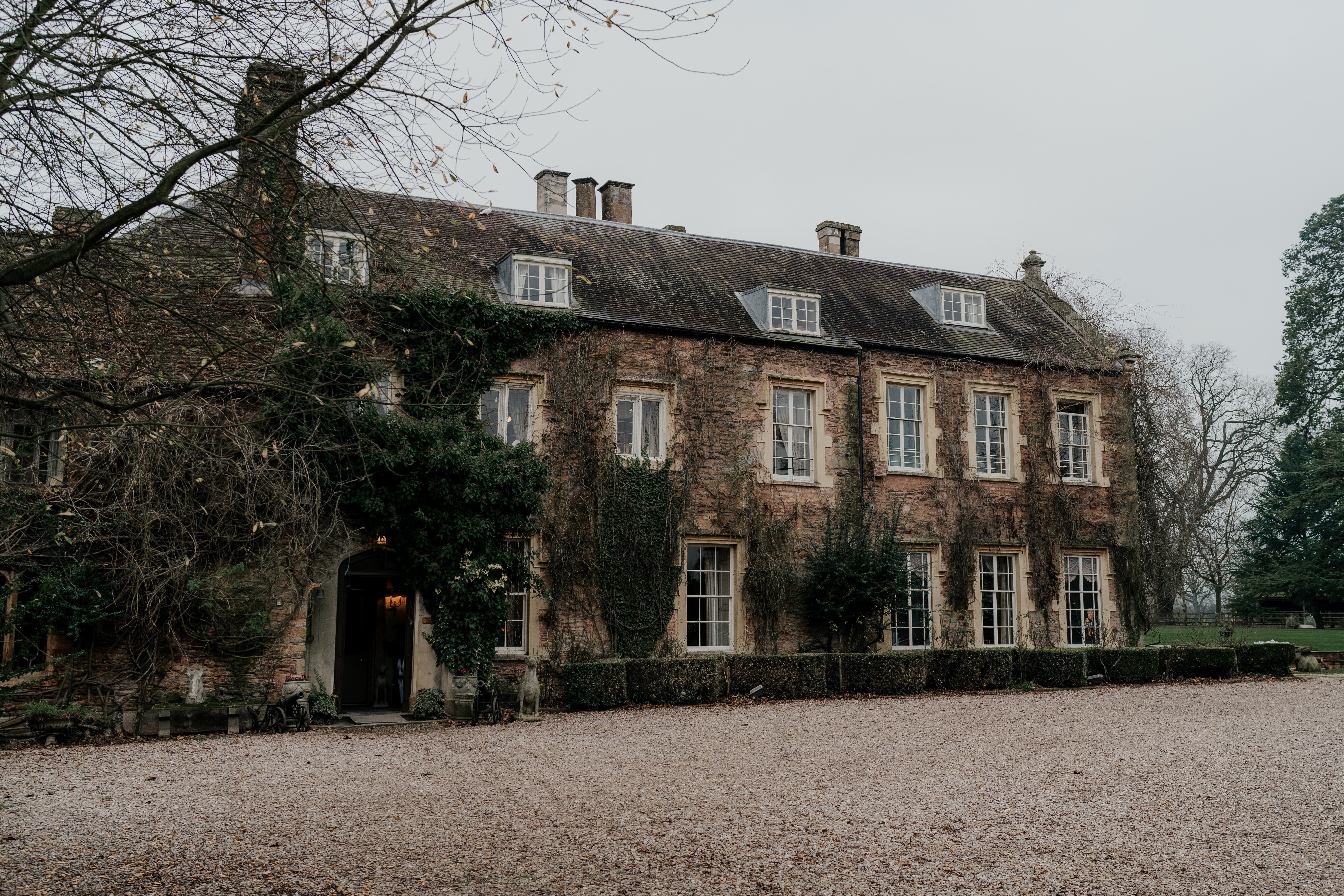Maunsel house Somerset
