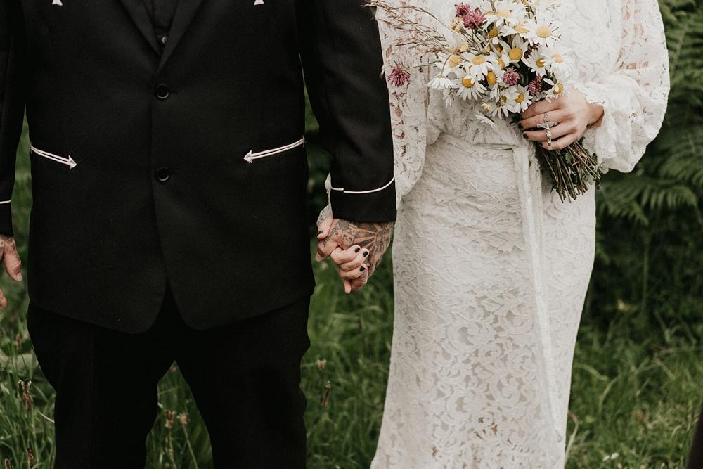 rish wedding // Aran Islands