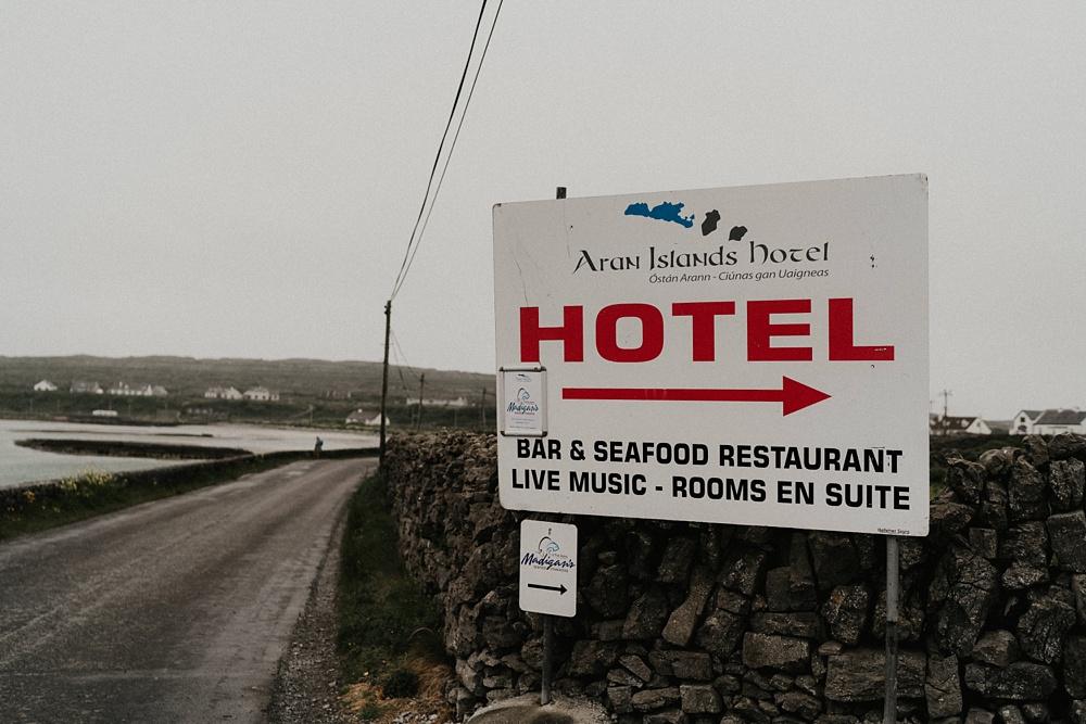 Aran Island Hotel