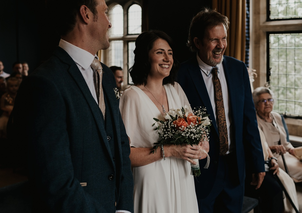 Winchester wedding // Hampshire