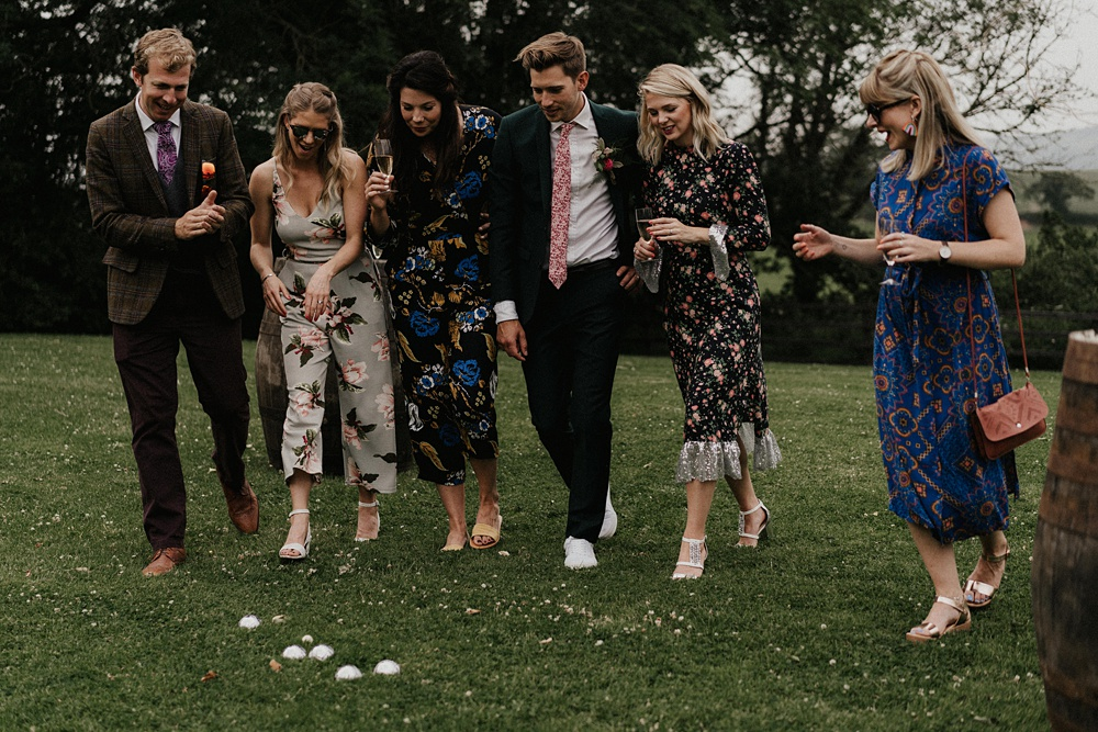 Higher eggbeer wedding
