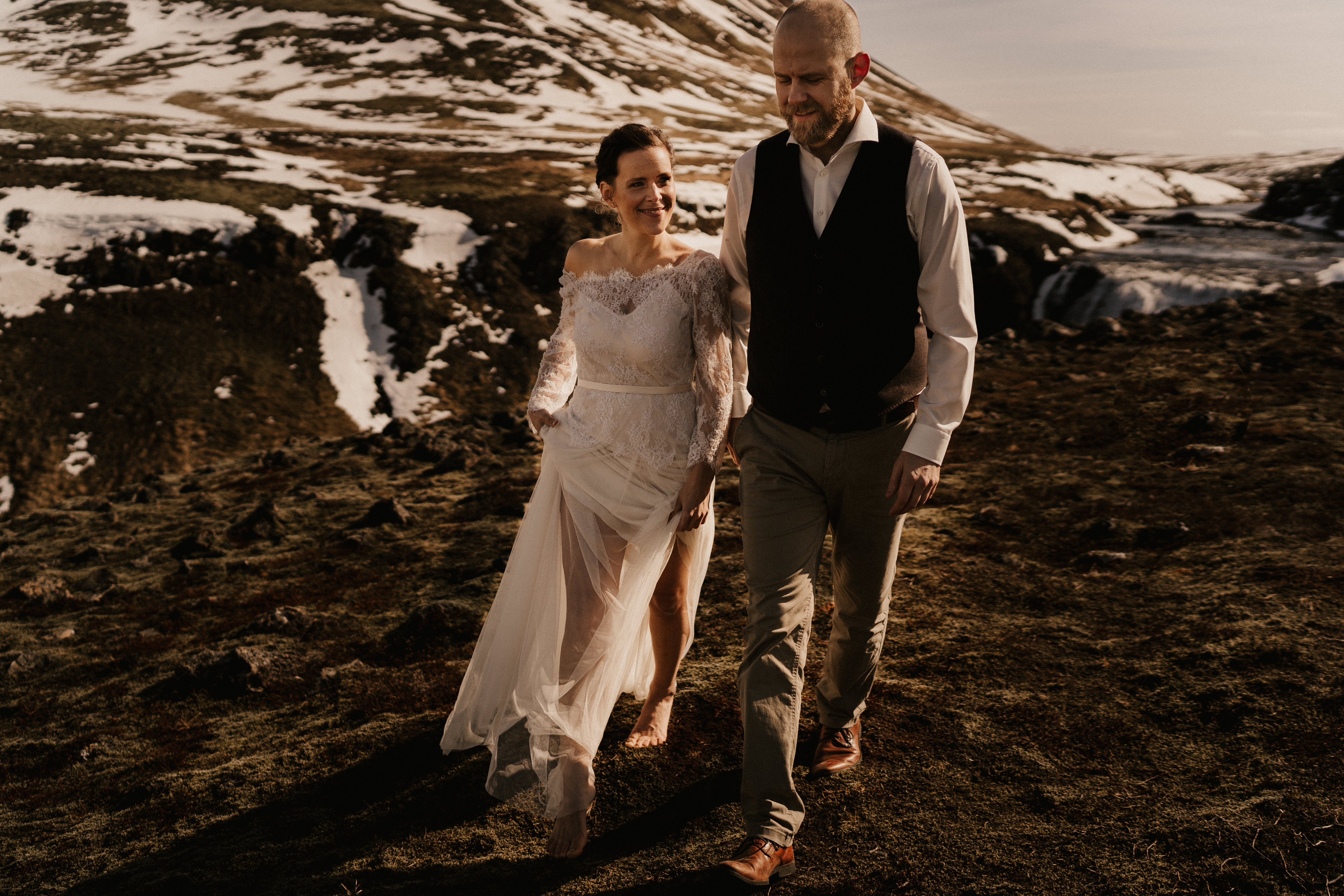 top 10 elopement locations in Iceland