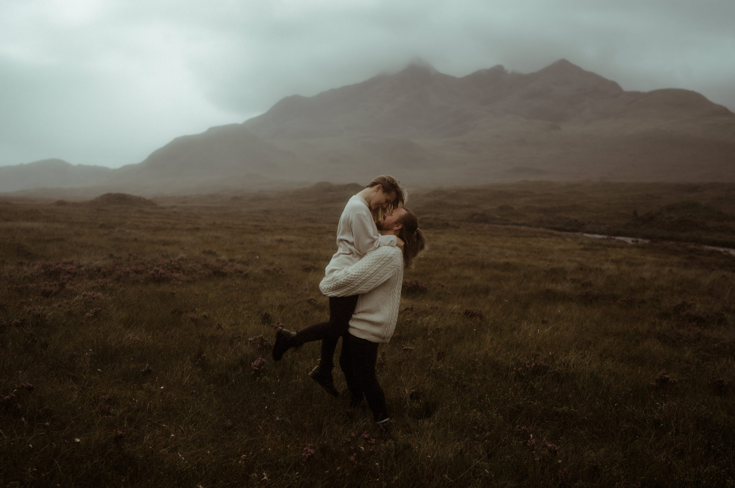 Isle of Skye Adventure Session