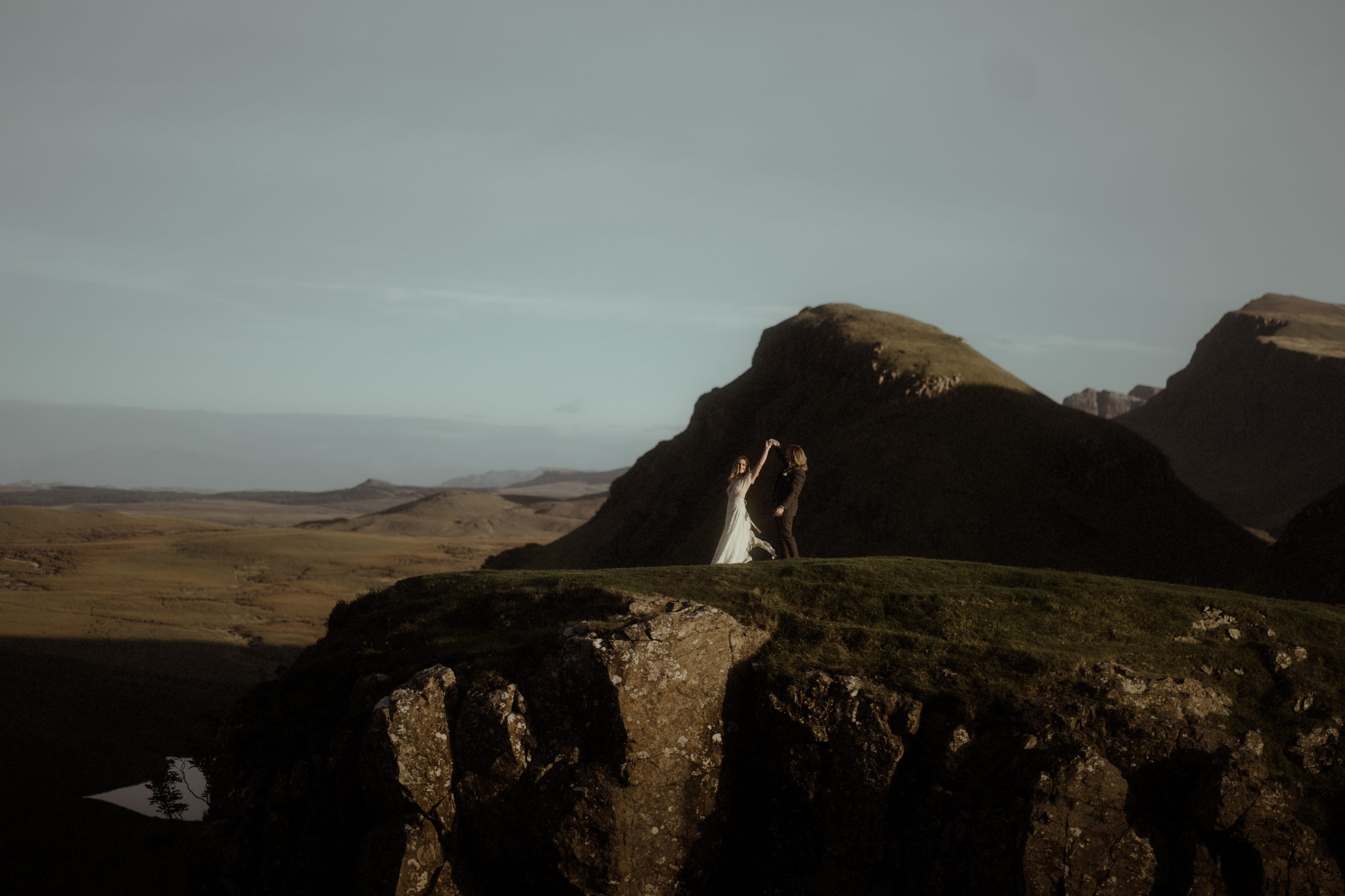 best places to elope to in the Isle of Skye