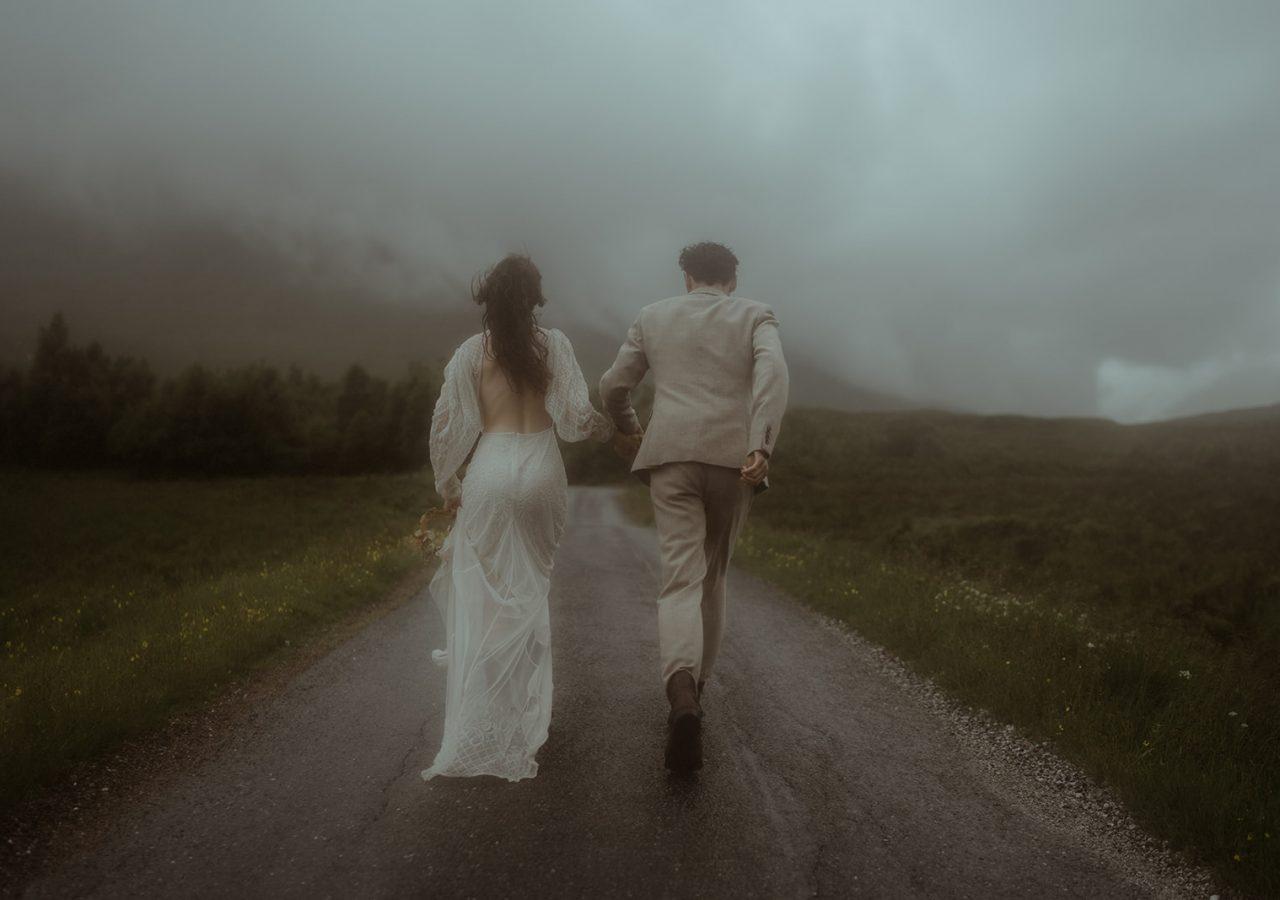 Glencoe elopement photographer uk